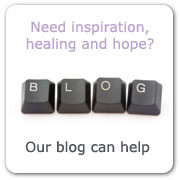 Visit our blog for further inspiration, healing and hope